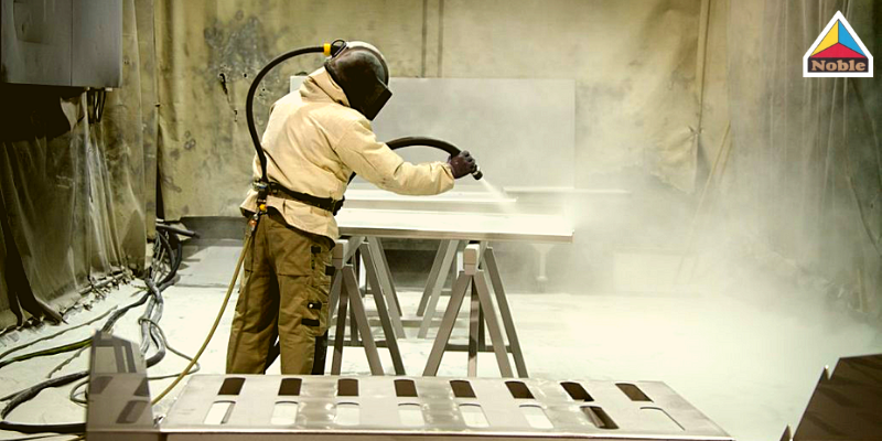 What Is Sandblasting Learn Everything About It!