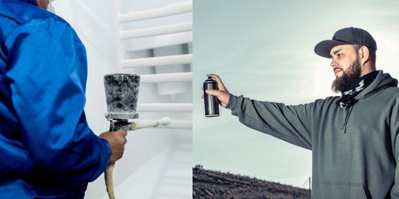 Powder Coating vs Spray Paint